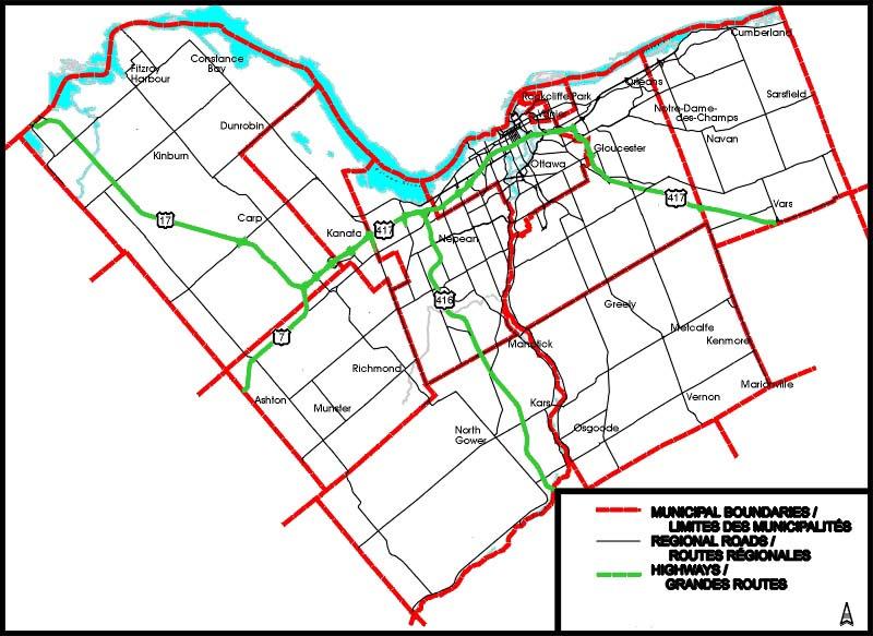ottawa map map of ottawa ontario canada maps for ottawa